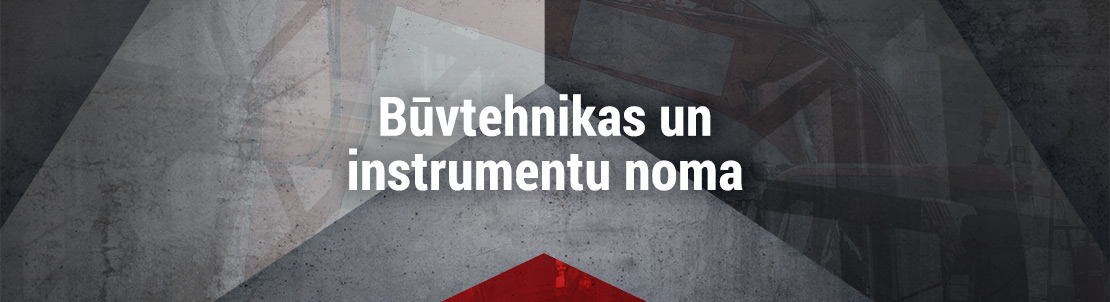 Būvtehnikas&Instrumentu noma